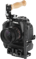 Camera Cage for Large DSLR Camera